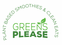 GreensPlease. Whole Food Green Smoothies.